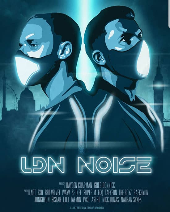 TWICE works with new UK production team 'LDN Noise'