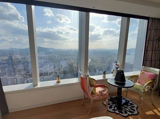 Kim Joon-soo, Luxury House Super Tall Building...Tong Yuri City View 'Amazed'