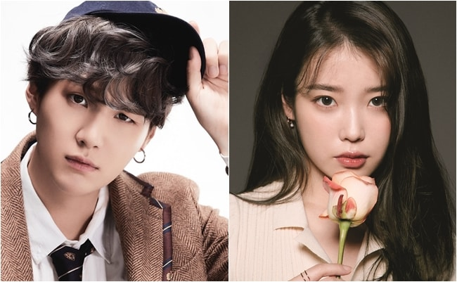 IU, come back on May 6th...Collaboration with BTS Suga