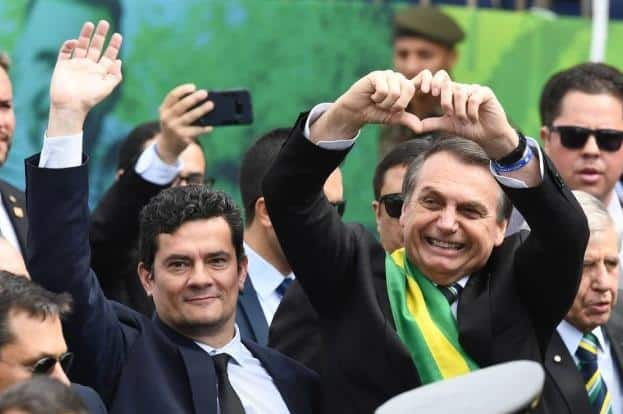 Brazilian president, attorney general and police chief, son friends?...controversy over unconstitutionality
