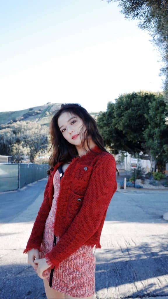BLACKPINK Ji-soo, consistent 'BEAUTY'...The Beauty that the Goddess will Cry for