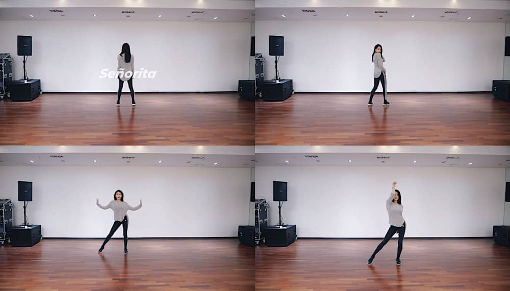 Natty, Before her Official Debut, Release her Creative Choreography...Elegant Dance Lines + Leggings Fashion 'Talk'