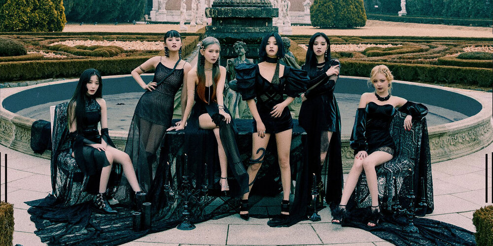 (G)I-DLE, #1 iTunes album in 58 countries...the highest record among the Korean girl groups