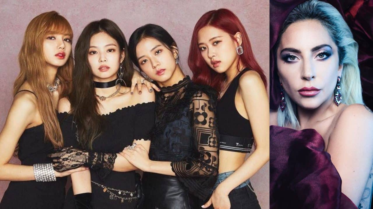 "Black Pink, Participate in Lady Gaga's New Album...""Fans of each other."""