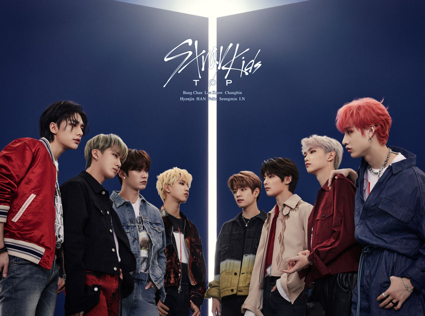 Stray Kids to Reveal the photos of their debut album in Japan...Release June 3