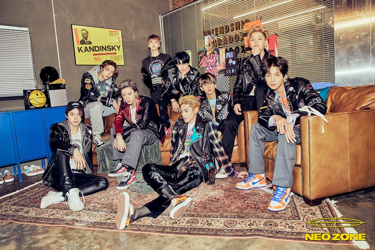 Comeback NCT 127, new song 'Punch' released on May 19! Strong hit punch notice