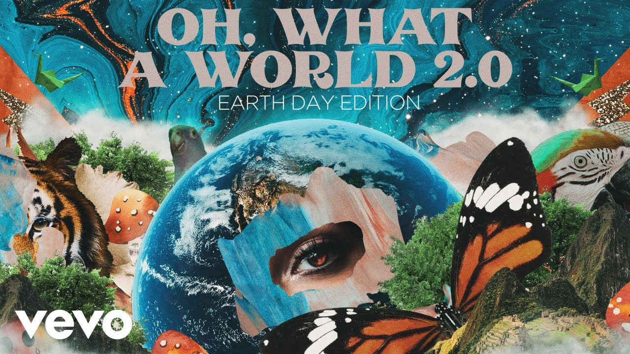 "KACEY MUSGRAVES SHARES ""OH, WHAT A WORLD 2.0 (EARTH DAY EDITION),"" REIMAGINED SONG AND VIDEO"