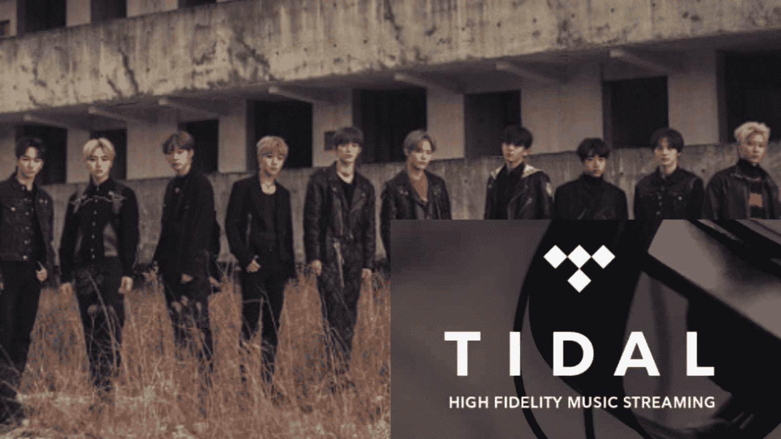 TOO, selected as in the Rising K-pop Artist category in the U.S. music streaming service 'Tidal'