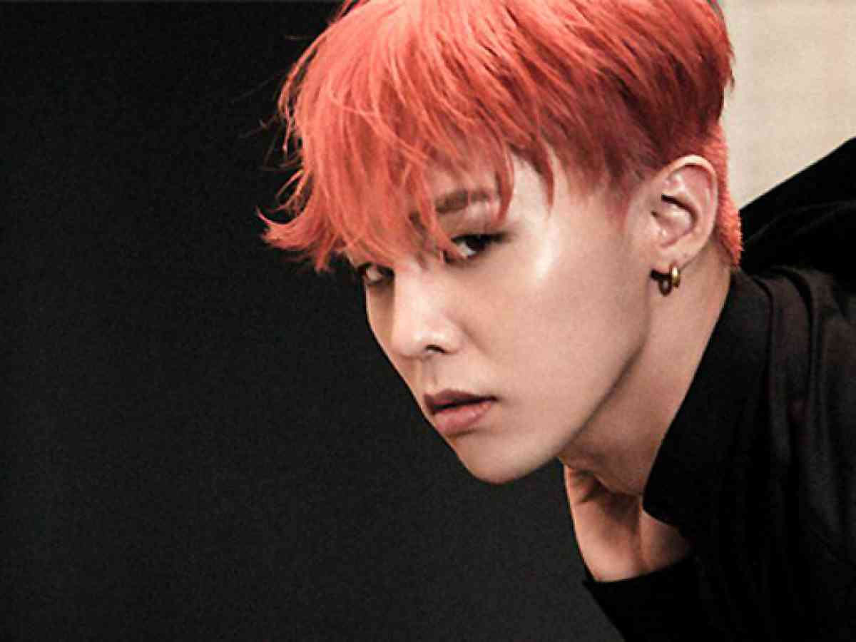 G-Dragon (GD) Legend Live performance stage TOP7