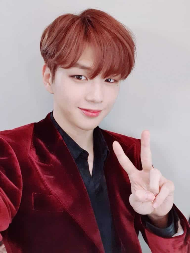 KANG DANIEL, He has been Chosen as the Number one Boy Idol with Beautiful Dance Lines...After Jimin and Ha Sung-woon