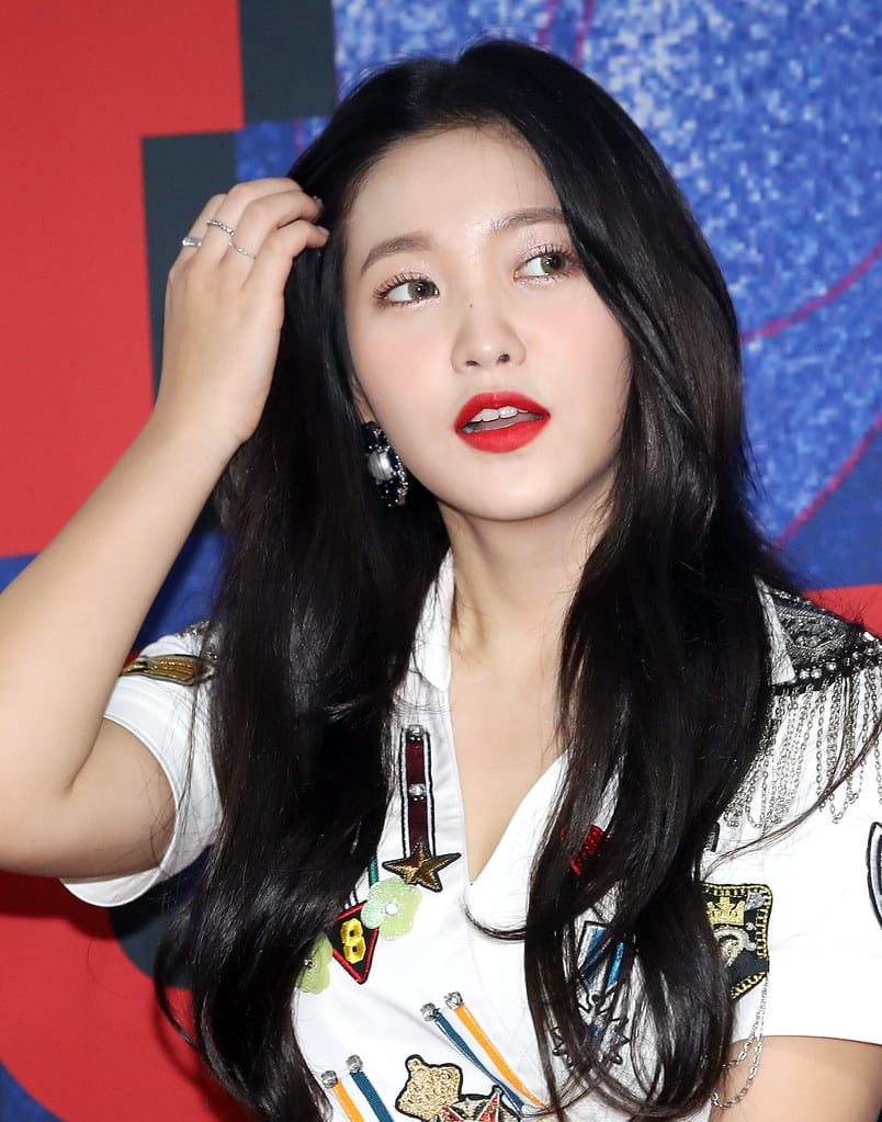 """Red Velvet Yeri, """"I haven't made a presentation, but I'm writing and composing."""""""