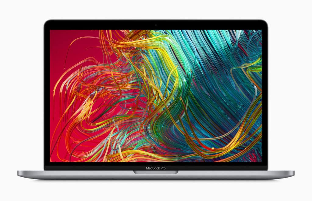 Apple updates 13-inch MacBook Pro with Magic Keyboard, double the storage, and faster performance