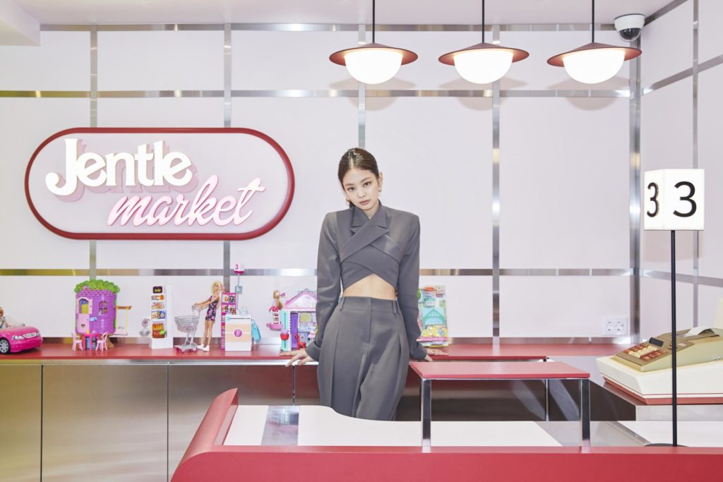 GENTLE MONSTER Opens Pop-up Store with BLACKPINK JENNIE