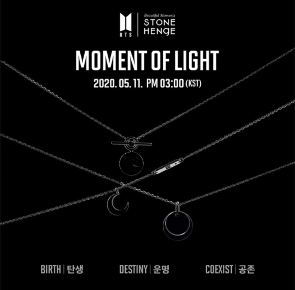 BTS to Launch Collaborative Necklace with Stonehenge...'First in the Jewelry Industry'