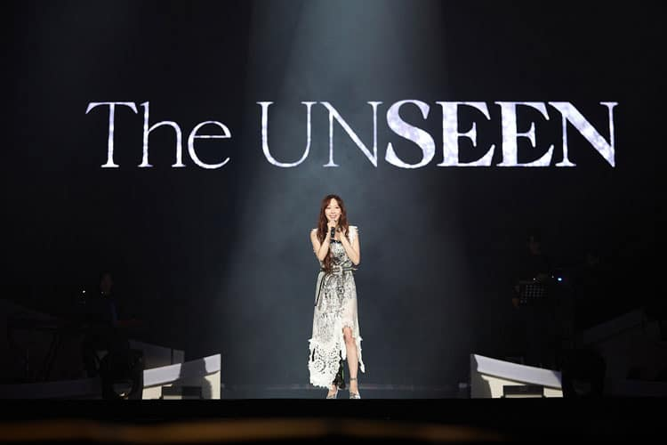 Kit Video of TAEYEON's 4th Solo Concert 'The UNSEEN' will be Released on June 23rd