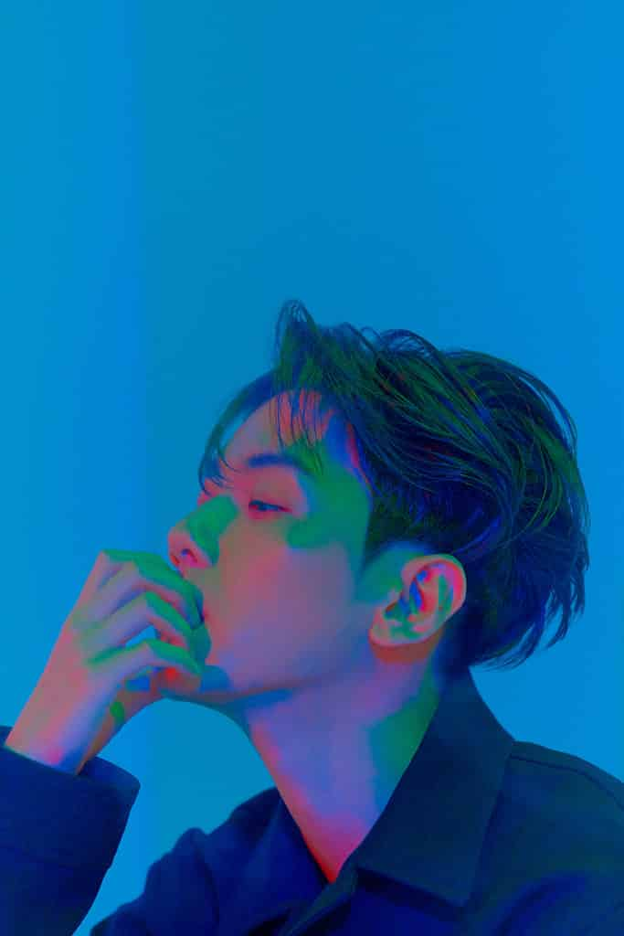 EXO BAEKHYUN, teaser image has been released