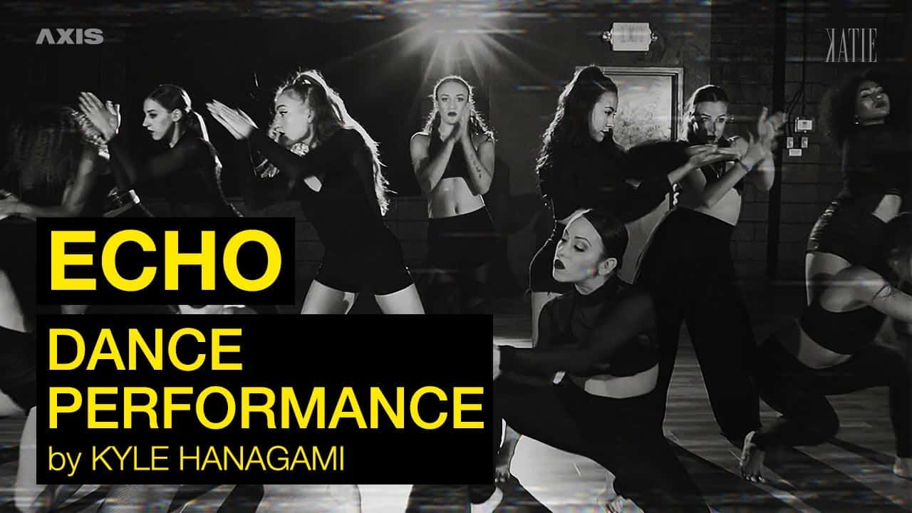 """atie,A Video of Her Dance Performance of """"ECHO"""" Released... Directed by Beyonce-BLACKPINK Choreographer"""