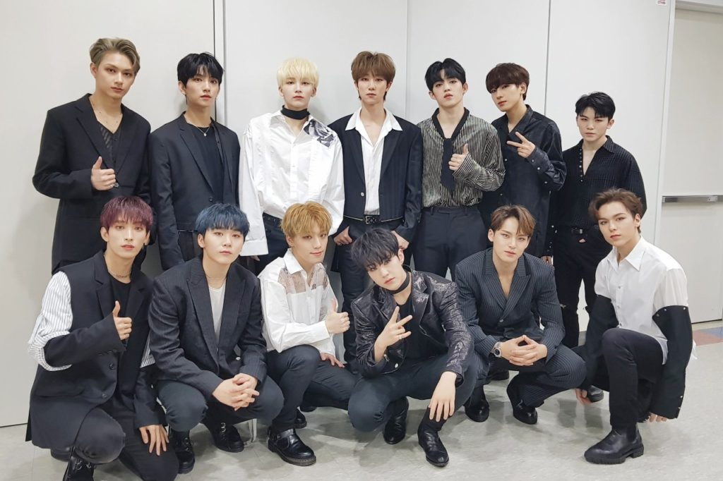 SEVENTEEN is Full of Passion for True Artists