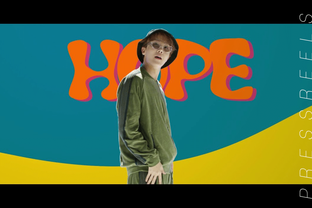 BTS J-Hope solo song 'Hope World', No.1 on iTunes in Chile