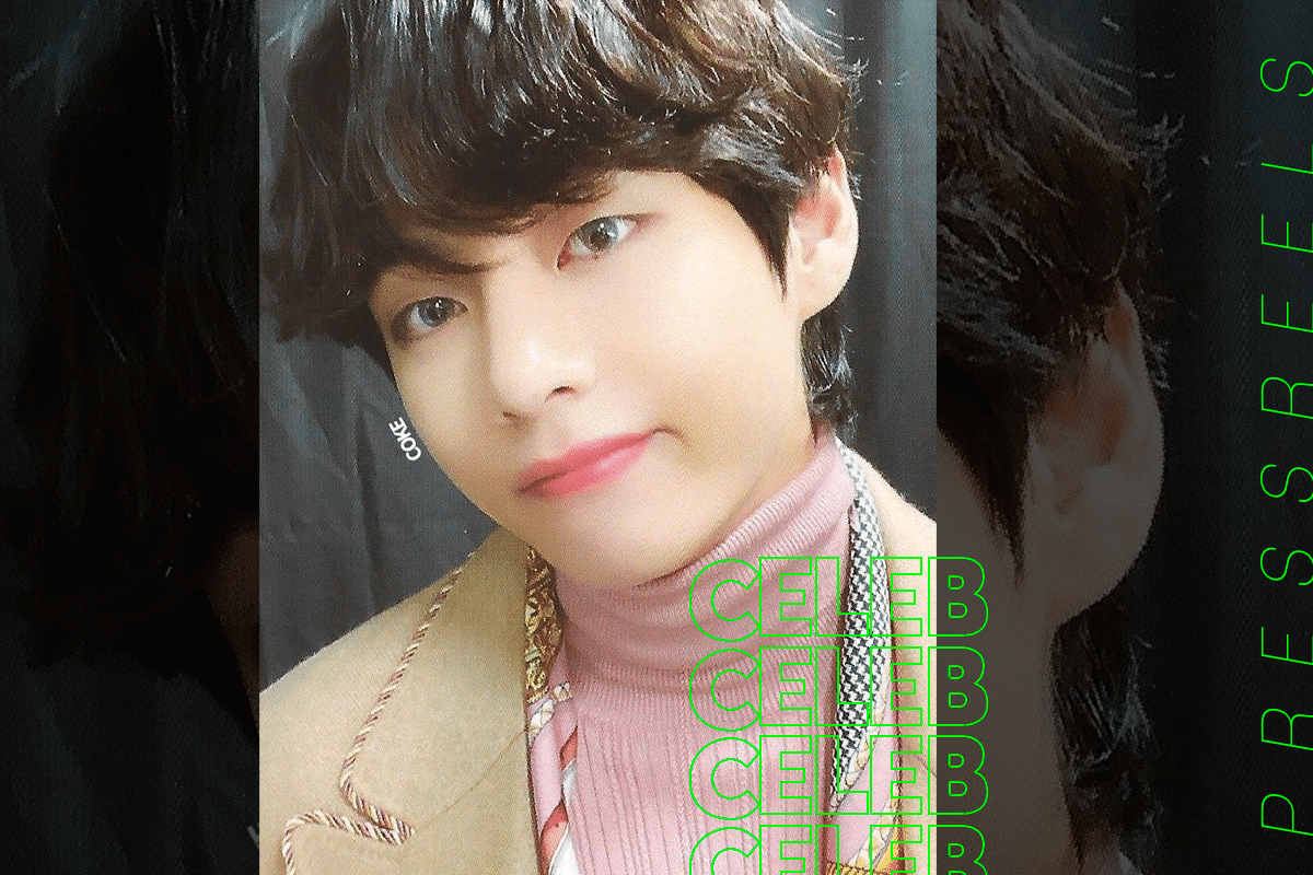 BTS V Reveals Photos on Instagram on June 27