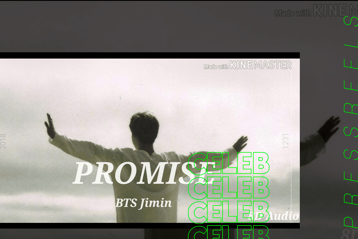 BTS Jimin's First Self-Composed Song 'Promise' Korean Record