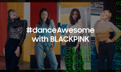 Galaxy A 'Awesome' Campaign with BLACKPINK Winning British Advertising Festival