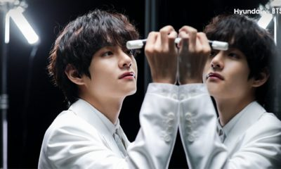 BTS V - Takes over SNS with the most 'like'