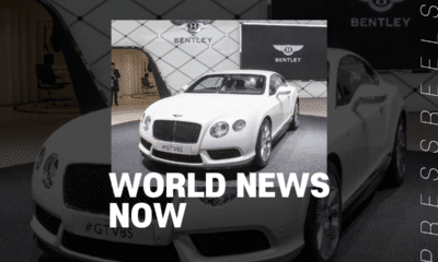 UK auto industry restructuring wishes - Bentley fired 1,000, too