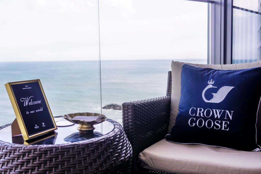 CROWN GOOSE LAUNCHES A 6 STAR HOTEL GRAND MERCURE ROOM PACKAGE