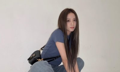 BLACKPINK Jisoo, Pure and Chic charm - Exclusive Center Visual
