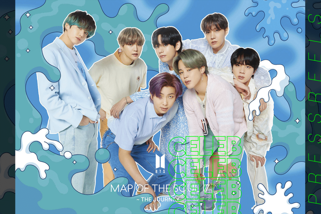 BTS, New Digital single release on August 21st - Come Back With an English Song