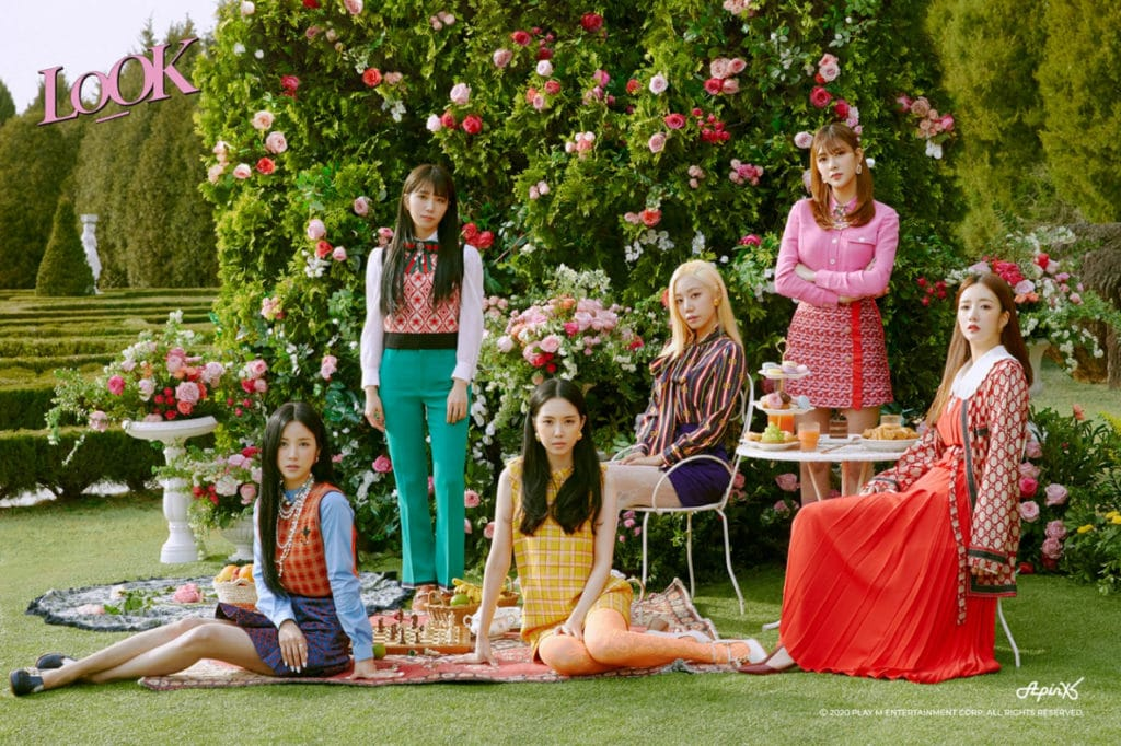 Girls' Generation, APINK, GFRIEND, Variation Method of 'Pure Concept Girl Group'