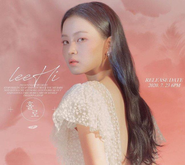Jeon So-mi become a Model for Makeup Brand KISS ME