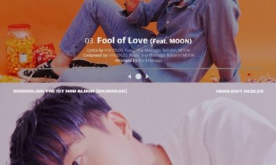 Yoon Doo-joon Highlight Medley of First Solo Album 'Daybreak' Released on July 23