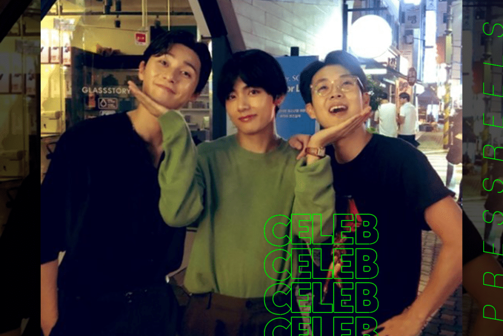 How did Choi Woo Shik-Park Seo Joon-BTS V Get Close to Each Other?