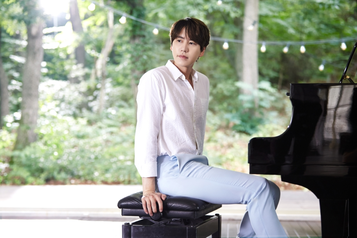 """KYUHYUN Summer Song """"Dreaming"""" Release on July 23rd - Four Seasons New Song Project"""