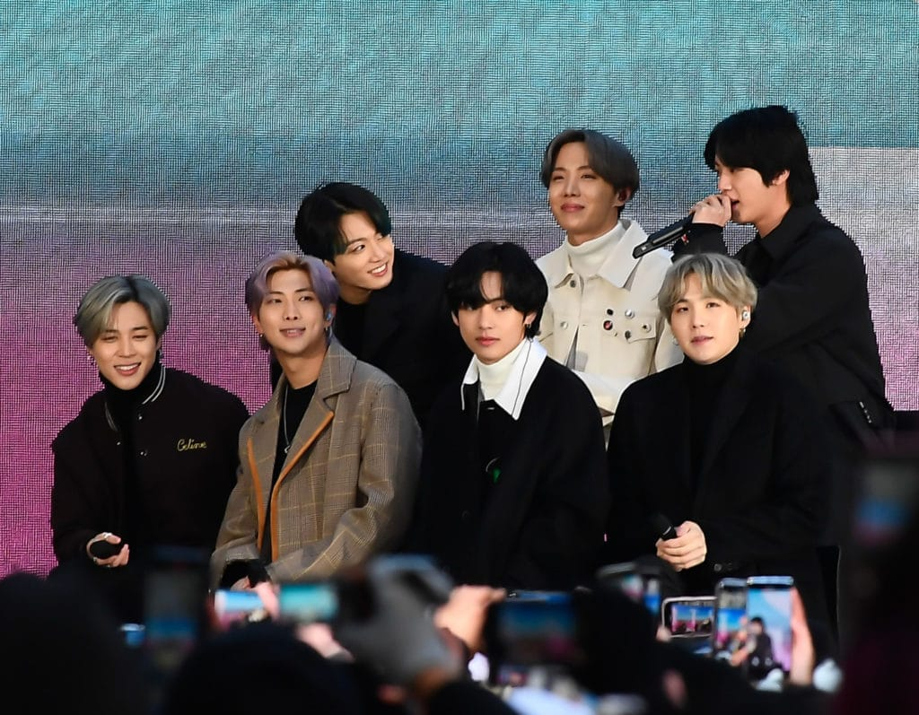 BTS Ranked 62nd on U.S. Billboard 200 - Top of the Chart for Five Months