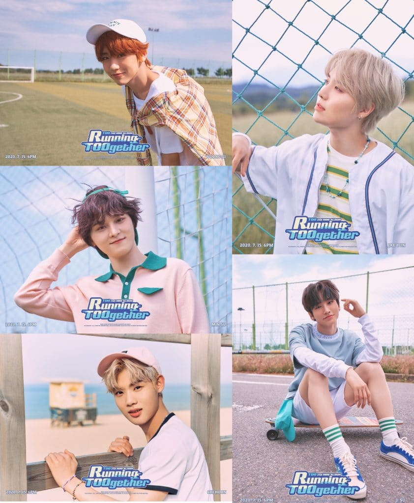The Title Track of the New Album 'Count 1, 2' M/V teaser Released on July 14