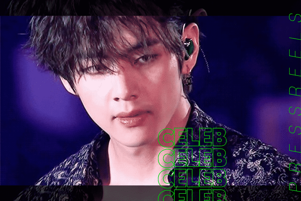"BTS V Chinese fandom, ""In the SOOP BTS Ver."" - First Idol Full-time Ad"