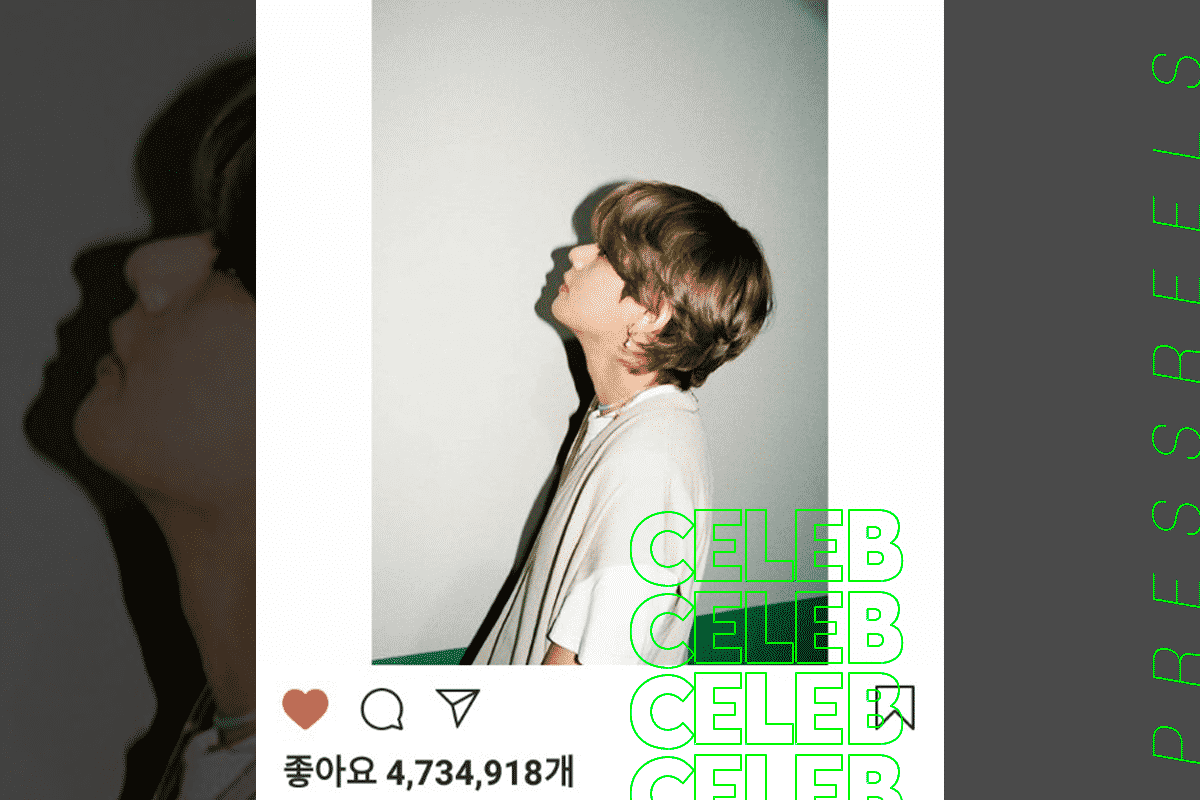 BTS V, over 4.5 Million Likes on SNS in 23 Hours - New K-pop record