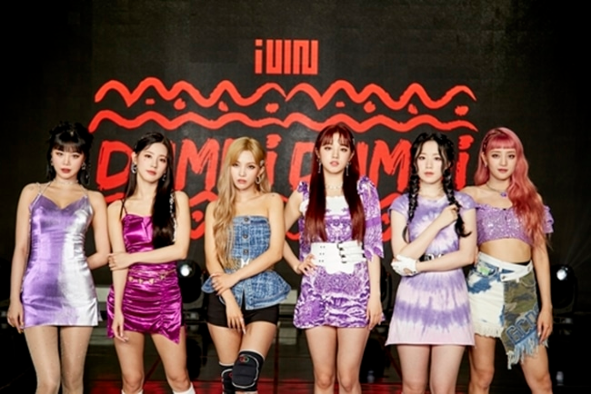 """(G)I-DLE, """"Dumdi Dumdi"""" Released on August 3 - """"Summer and Youth at once"""""""