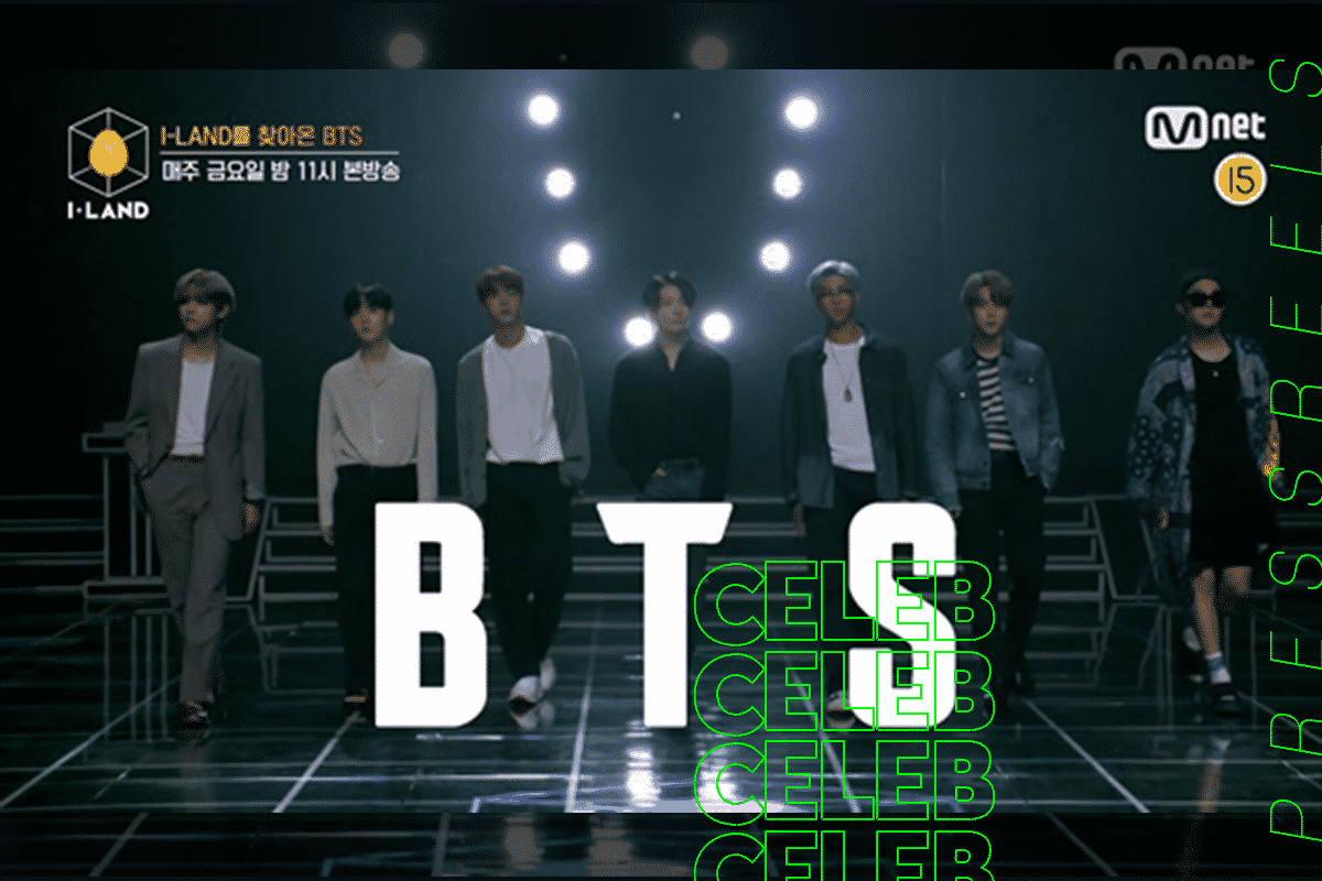 BTS, Scheduled to Make a Surprise Appearance on August 14 on I-LAND