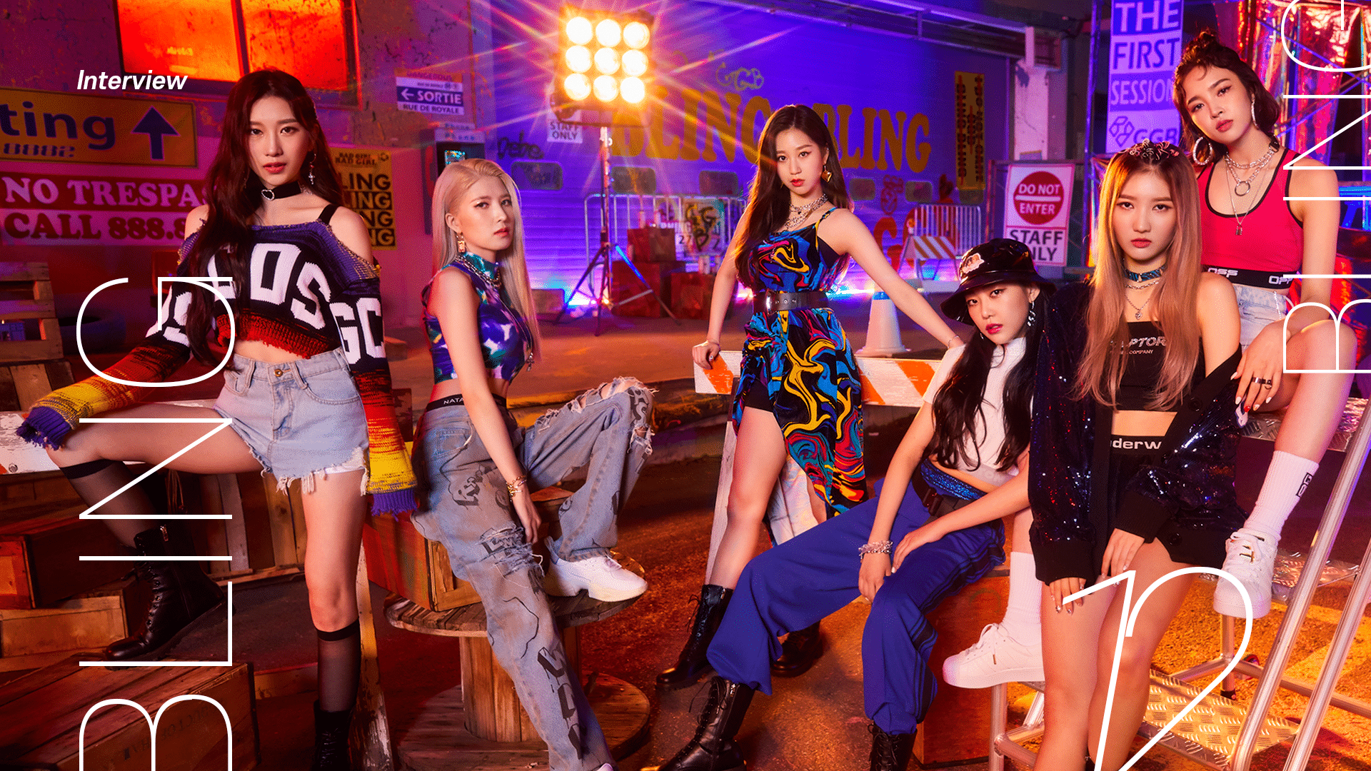 Interview: HOT Rookie, Bling Bling is Poppin their charms