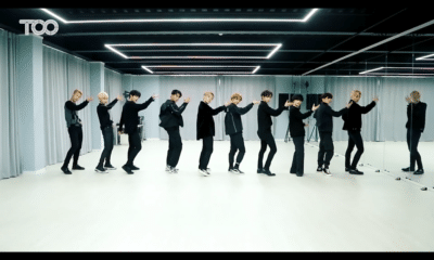 TOO released some new dance practice videos to show off their charms